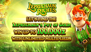Leprechaun Riches